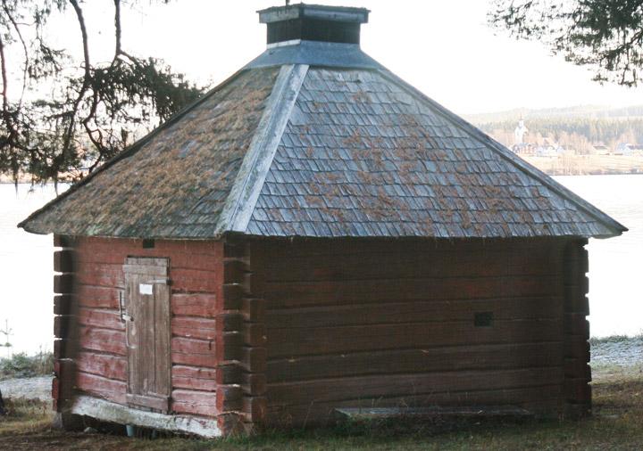 Rökhus Rätans Hembygdsgård