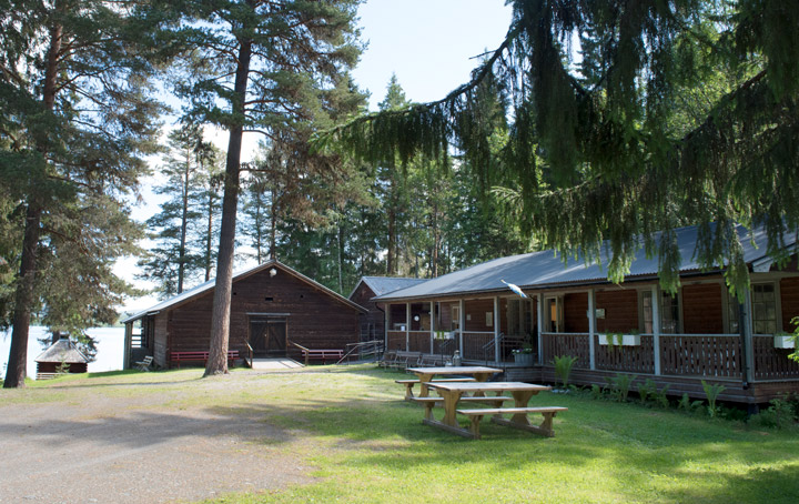 Serveringslokalen Rätans Hembygdsgård