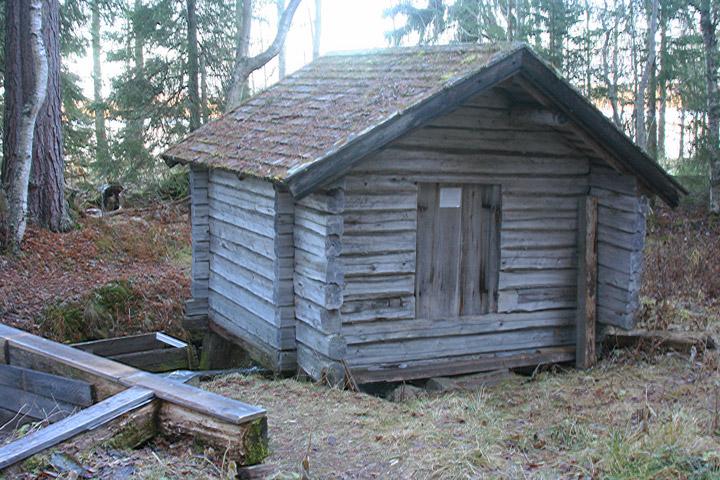 Saltkvarn Rätan Hembygdsgård